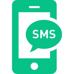 SMS(ショートメッセージサービス)を開始しました!