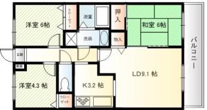 モン・シェリ マ・シェリ3LDK(102・105・107・202・205・207・302・305・402・405・407)