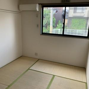 コンフォート彦根 和室
