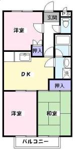 サープラスⅢおだ(01・02・03・05号室)