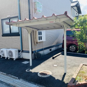 コンフォート彦根 駐輪場